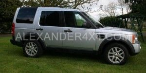 LANDROVER DISCOVERY Northern Ireland
