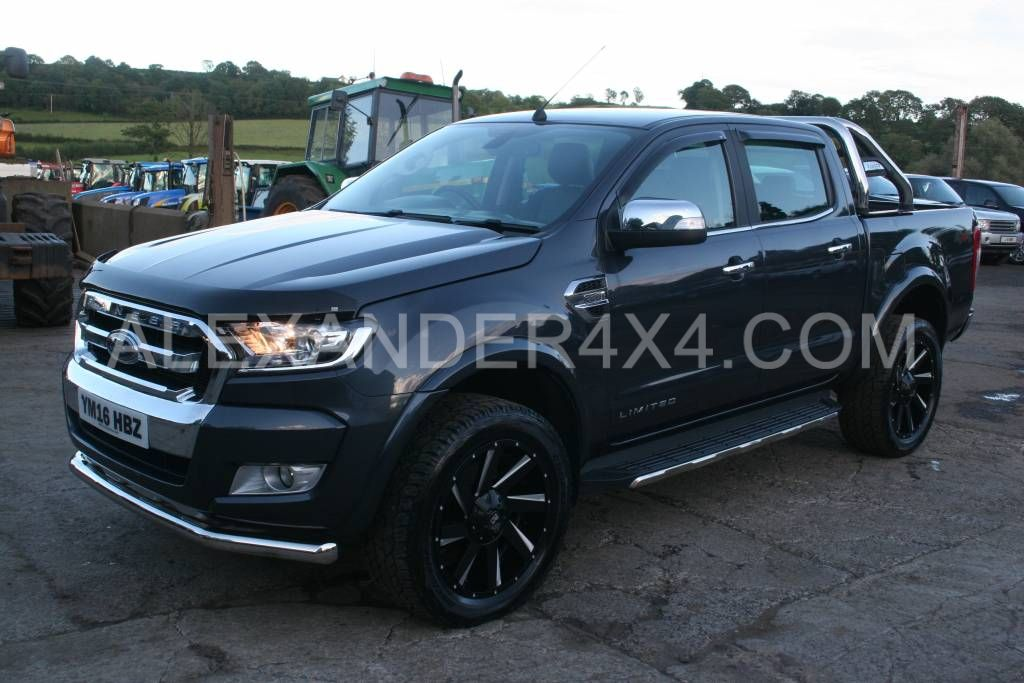 2011 Ford Ranger For Sale >> Modified Ford Ranger Wildtraks For Sale Northern Ireland