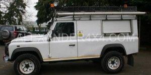 Land Rover Defender 110 NI