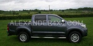Toyota Hilux 4x4 For Sale Northern Ireland