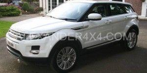 Range Rover Evoque NI