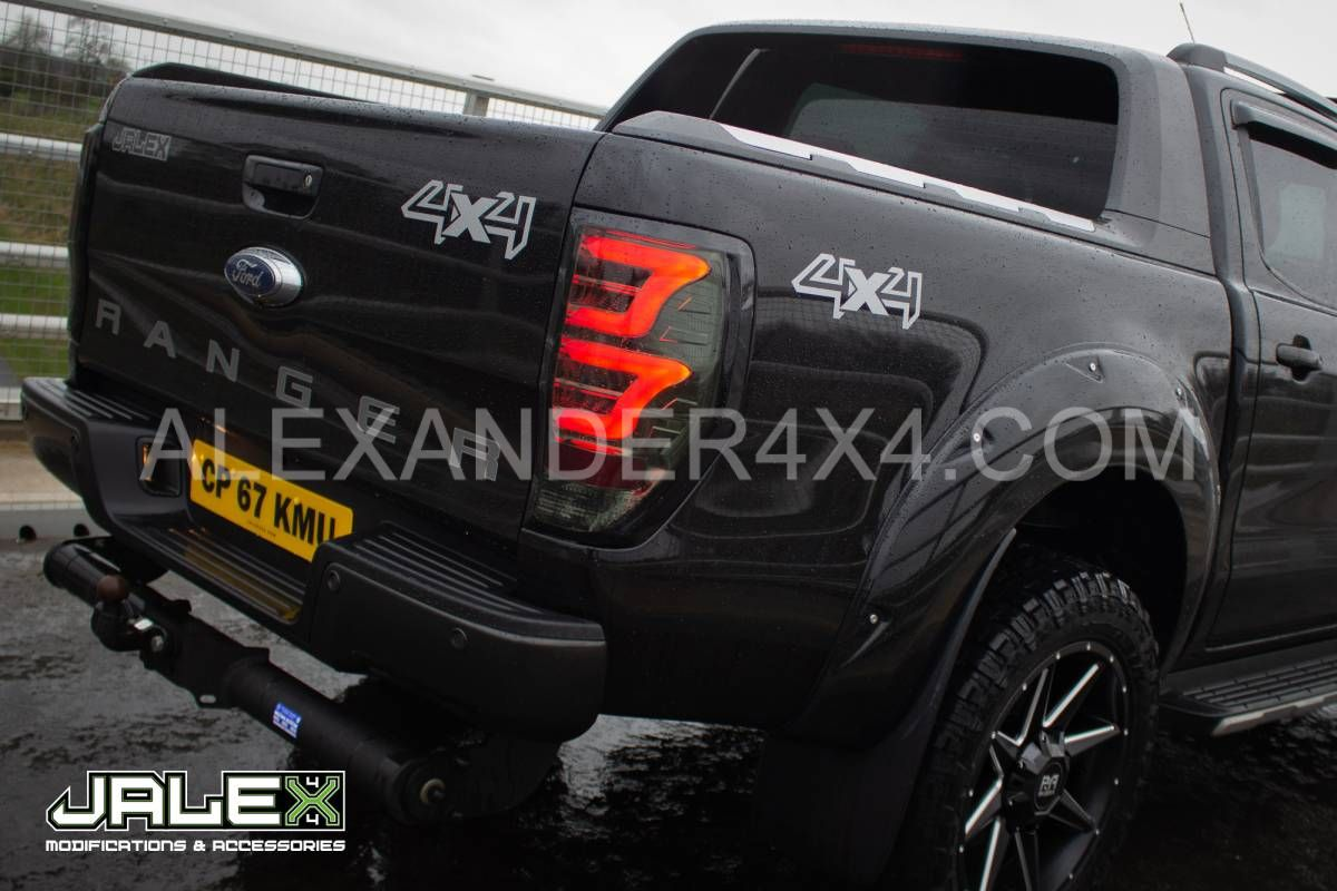 Ford Ranger Modifications UK Bodykits